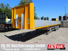 Semirimorchio cassone Es-ge 3-Achs-Sattelanhänger - Bordwände - CV