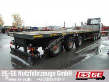 trailer Nooteboom 3-Achs-Teleauflieger - hydr. gelenkt