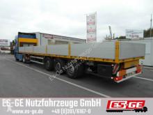 Semirremolque caja abierta Es-ge 3-Achs-Sattelanhänger - Bordwände - CV
