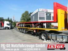 Kögel flatbed semi-trailer 3-Achs-Sattelanhänger