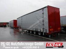Полуприцеп Dinkel 4-Achs-Jumbotieflader - Flügeltüren платформа б/у
