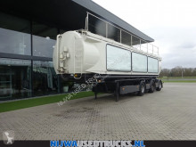 Welgro tanker semi-trailer 97WSL43 32 Mengvoeder