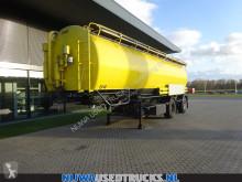 Welgro tanker semi-trailer 90WSL 33 24 Mengvoeder