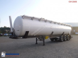 Feldbinder Powder tank alu 65 m3 (tipping) semi-trailer used tanker