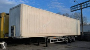 Semiremorca Rolfo Portacontainer con Cassa transport containere second-hand