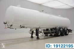 Semirimorchio Trailor Tank 39000 liter cisterna usato