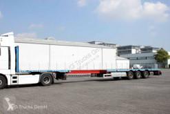 naczepa do transportu sprzętów ciężkich HRD