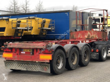 semi remorque nc 20FT TIPPER CONTAINER CHASSIS / BPW-AXLES