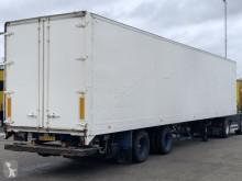 Netam GESLOTEN TRAILER semi-trailer