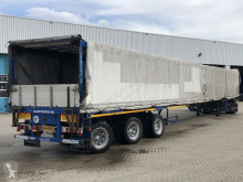 Nooteboom flatbed semi-trailer