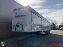 Kraker trailers CF200Z 90m3 Walkingfloor - HIGH PRESSURE CLEANER used other semi-trailers