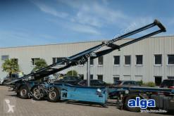 semi remorque nc MKF CS40KR, Kipp-Chassis, Stempel,40 & 2x20 Fuß