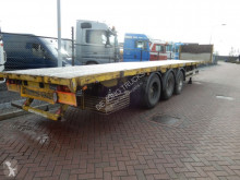 Pacton Plateau / ROR axles / Hard-wood floor semi-trailer