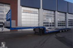 Car carrier semi-trailer TAD12-22,8/3L 3-assige semi dieplader voor Truck Transporter