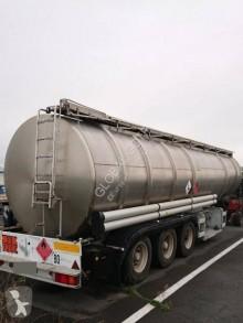 naczepa do paliw używany