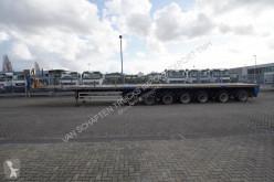 Semitrailer platta Goldhofer 7 AXLE FLATBED