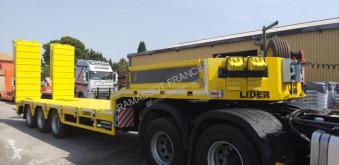 Semitrailer maskinbärare Lider trailer Non Spécifié
