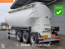 semi remorque Baryval 32m3 Cement Silo Liftachse