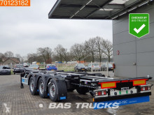 semirimorchio D-TEC Flexitrailer FT-LS-S *New Unused* Flexilock 2x20-1x30-1x40-1x45