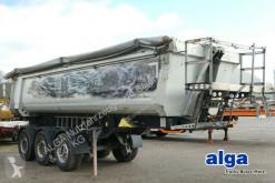 Schmitz Cargobull tipper semi-trailer SKI 24 SL 7.2, stahl, 26m³, Scheibe, Plane, Lift