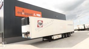 Krone Carrier Vector 1850 (D: 4.516hrs), BPW, palletbox, NL-trailer, APK: 05/2020 semi-trailer