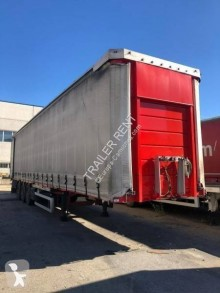 Fruehauf semi-trailer used tarp