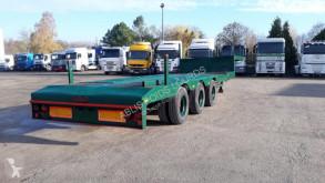 naczepa do transportu sprzętów ciężkich Nooteboom