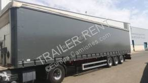 Lecitrailer semi-trailer used tarp