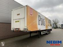 semi remorque Van Hool 3B0049 ISO BOX