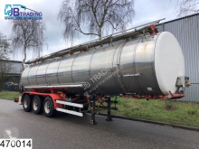 Semi remorque citerne nc Chemie 30000 Liter, Isolated tank, 4 Bar, Steel suspension