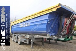 Adige vasca ribaltabile 40m3 tonda semi-trailer used construction dump