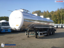 BSLT Chemical tank inox 29.9 m3 / 1 comp semi-trailer