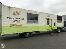 Semirremolque Netam Foodtruck / Mobiel Cafetaria -Lunchroom / Food Truck (B/E rijbewijs) usado