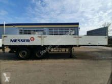 Meusburger dropside flatbed semi-trailer