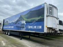 Krone Tiefkühl , Thermoking SL200e Strom/Diesel semi-trailer used refrigerated