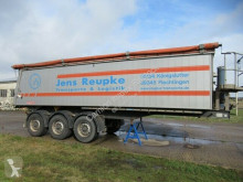Langendorf 30 cbm Hinterkipper, Lift, Kornschieber semi-trailer