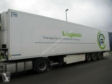Krone Tiefkühler Doppelstock,Carrier Vector 1350,Lift semi-trailer