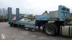 trailer Nicolas 2 essieux