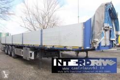 TecnoKar Trailers semirimorchio trasporto lamiere con sponde semi-trailer