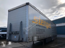 semi remorque Fliegl SOMMER SP24 CURTAINSIDE (SAF AXLES / LIFT-AXLE)