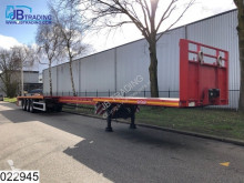 Nooteboom open laadbak 7.65 m extendable, 13,66 - 21,31 mtr semi-trailer used flatbed