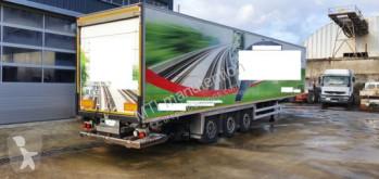 Chereau SEMI REMORQUE FRIGO CHER semi-trailer used
