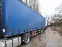 Semirimorchio General Trailers TF34CZ Teloni scorrevoli (centinato) incidentato