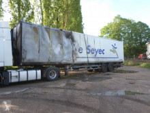 Samro box semi-trailer SD28MH