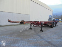 Broshuis 3 UCC 39 semi-trailer used container