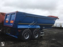 Invepe construction dump semi-trailer SBOP 2SPB 065 17