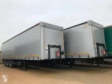 Kögel Bâchée neuves 2 essieux relevables semi-trailer