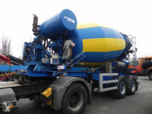 Nc Betonmischauflieger mit sep. Motor used other semi-trailers