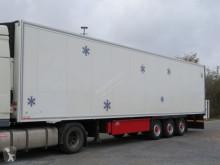 Semi remorque frigo Krone SDR Tiefkühlauflieger Kühlauflieger Carrier
