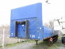 Semirremolque caja abierta teleros Kögel SN SN 24 Pritscheauflieger